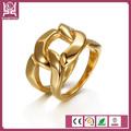 a amizade de estilo árabe anel de ouro de design