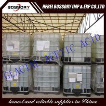 glacial acetic acid/acetic acid glacial/99% 99.5% 99.8%