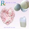 liquid silicone with hardener