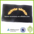 del ejército al teniente general rango de camuflaje reproducción alemán insignias