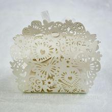 elegant wedding candy box Arabic wedding decoration wedding gift box
