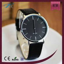 2014 Simple design gent metal watch gift man watch