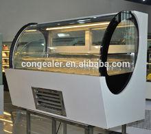 เดสก์ทอปไอศครีมตู้โชว์/ขนาดเล็กแช่แข็งสำหรับไอศครีม