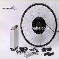 electric scooter frame 50km/h 48v 1500w hub motor electric bike kit china