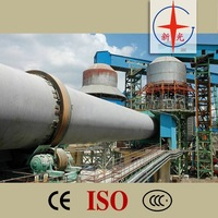 2014 China Energy saving cement vertical rotary kiln