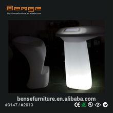 Original design from Europe 2015 hot sale bar table LED lighting table