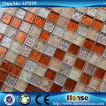 foshan atacado preço de fábrica de vidro transparente decorativo mosaico moldura de espelho