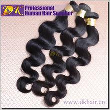 Healthy Young Donor Hair 6A Real Brazilian Virgin Human Hair Dropshipping Hair