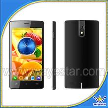 5 inch Big screen phone double camera smart hand phone