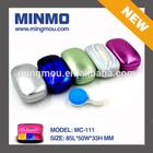 MINGMOU Glasses wholesale the soft cloth outside custom contact lens case