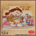 oem di alta qualità colorato bambini facile cartoon bambini libro di storia inglese per i bambini