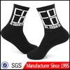 Custom logo sport sock wholesale/custom sport sock manufacture