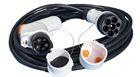 j1772 to 62196-2 ev plugs/ J1772 to 62196-2 32A Electric Vehicle Plugs