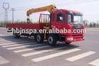 HOT-SALE ! 8Ton crane JAC truck crane for sale