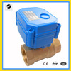 motorized ball valve electric control for water treatment and mini auto-control water system