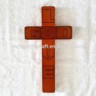 Promotional carved wooden jesus cross images