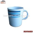 New design plastic mug, plastic cup
