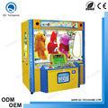 fábrica de preço da moeda operado prémio de diversões máquinas de jogo