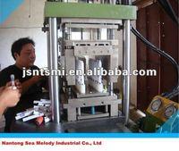 Plastic toothpaste soft tube making machine production line China plant