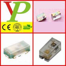 high quality mini 0402 smd led