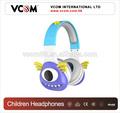 2015 el tardío de dibujos animados auricular para los niños con la fábrica venta al por mayor precio