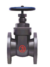 Z45T-16(L) flanged stem gate valve of type screwed