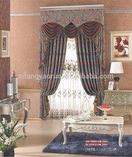 custom window drapes curtain with swag luxury curtain