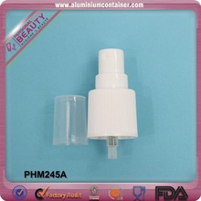 hot sale well-designed perfume sprayer liquid hand fine 20/410 plastic aluminum perfumes sprayer