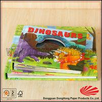 Child printing cardboard book publishing