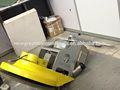 hoher geschwindigkeit anreibeaggregate beton finishmaschine