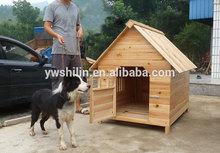 2014 newest 100%handmake wooden dog house