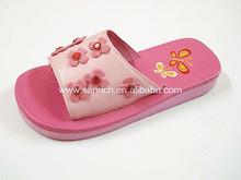 Hot style ! 2014 outdoor children slippers china brand women shoe