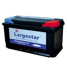 Largestar low - self discharge MF DIN88 (12v 88ah) car battery