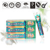 130g Multiple Color Gel Tooth Paste black charcoal toothpaste