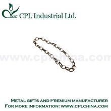 blank metal key chains,australian standard chain,bending metal chain necklace