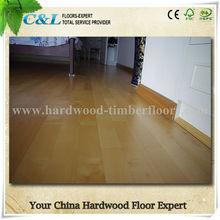 maple wood flooring Foshan product solid wood