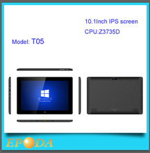 10.1 Inch IPS touch screen tablet windows 8.1