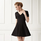 woman summer 2014 celeb style pictures of elegant casual dresses