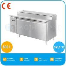 2014 Refrigerated Salad Bar- Salad Table, Work Table, TT-PZ2230AR2K