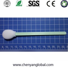 Class 100ppi. Cleanroom Industry anti-static Cleaning Foam swab brush for electronic products