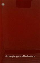 1220*2440mm uv color painting board/uv melamine mdf