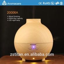 600ml biggest ultrasonic aromatherapy humidifier