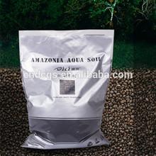 DICI Hot sale aquarium plant black soil