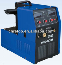 Digital display automatic protection arc 200 inverter welder for sale MIG-200I