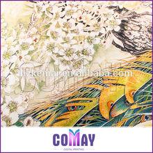 Custom Best sale Cheap shawl and scarfs printed design