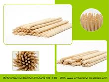 Disposable corn dog bbq bamboo sticks