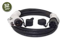 DOSTAR Electrical Plug Type J1772 to IEC 62196 & DOSTAR J1772 FEMALE TO 62196-2 MALE 16A PLUGS