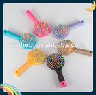 2014 popular head massager hair comb wholesale