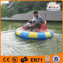 Hot Sales Fantastic Durable Material Summer Inflatable Water Bump Boat