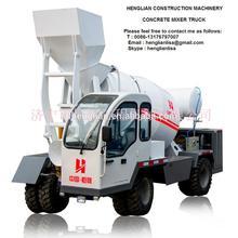 1000L self loader concrete mixture
